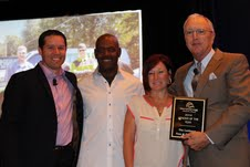 Memphis Invest Vendor of the Year