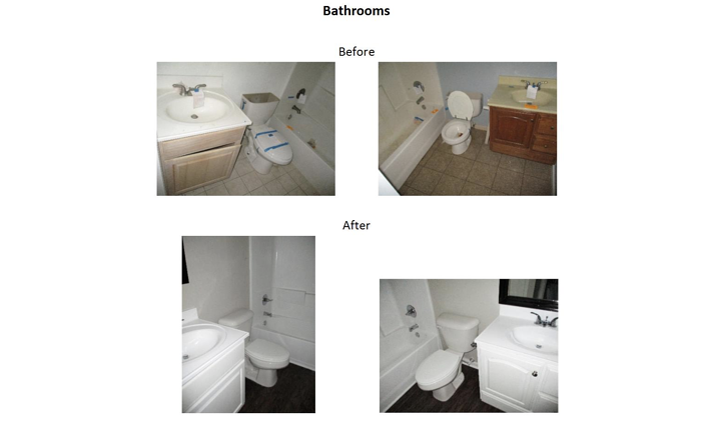 201 kodiak bathrooms