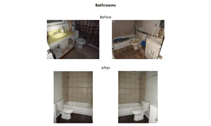 424 bathrooms