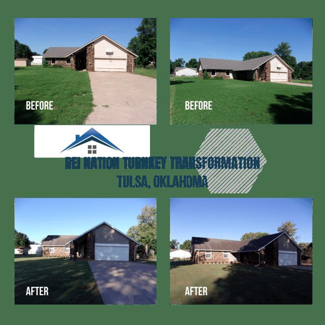 REI Nation Turnkey Transformation: Tulsa, Oklahoma