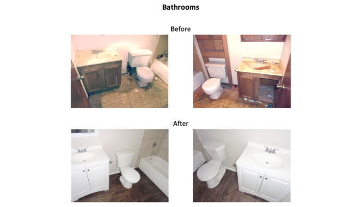 6004 Sidewinder Tr Bathrooms