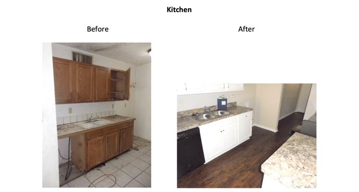 6004 Sidewinder Tr Kitchen
