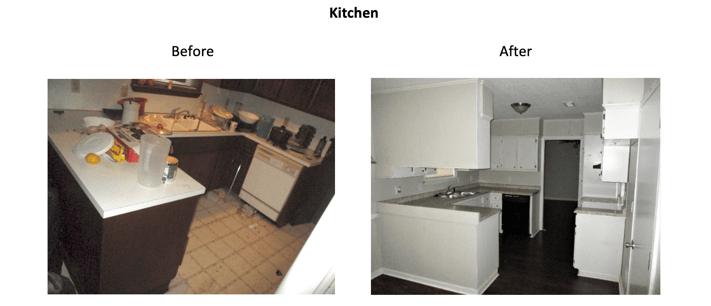 6613 Tena Ln - Kitchen