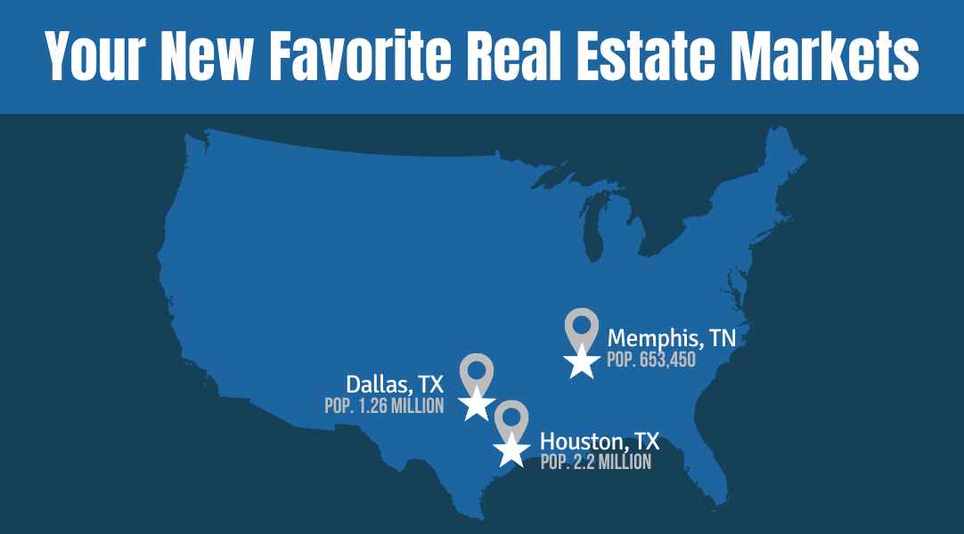 Your New Favorite Real Estate Markets
