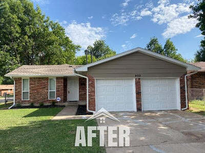 after single family home