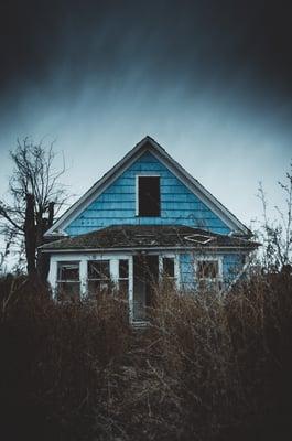 Home in a fixer-upper state