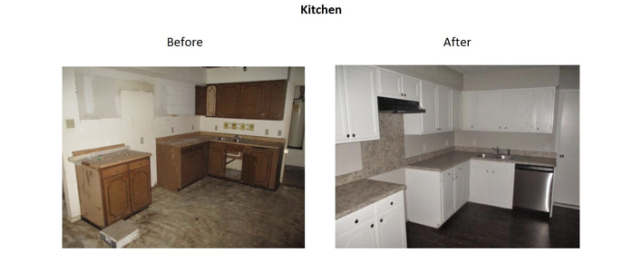 kitchen 13915 Rosecrest​