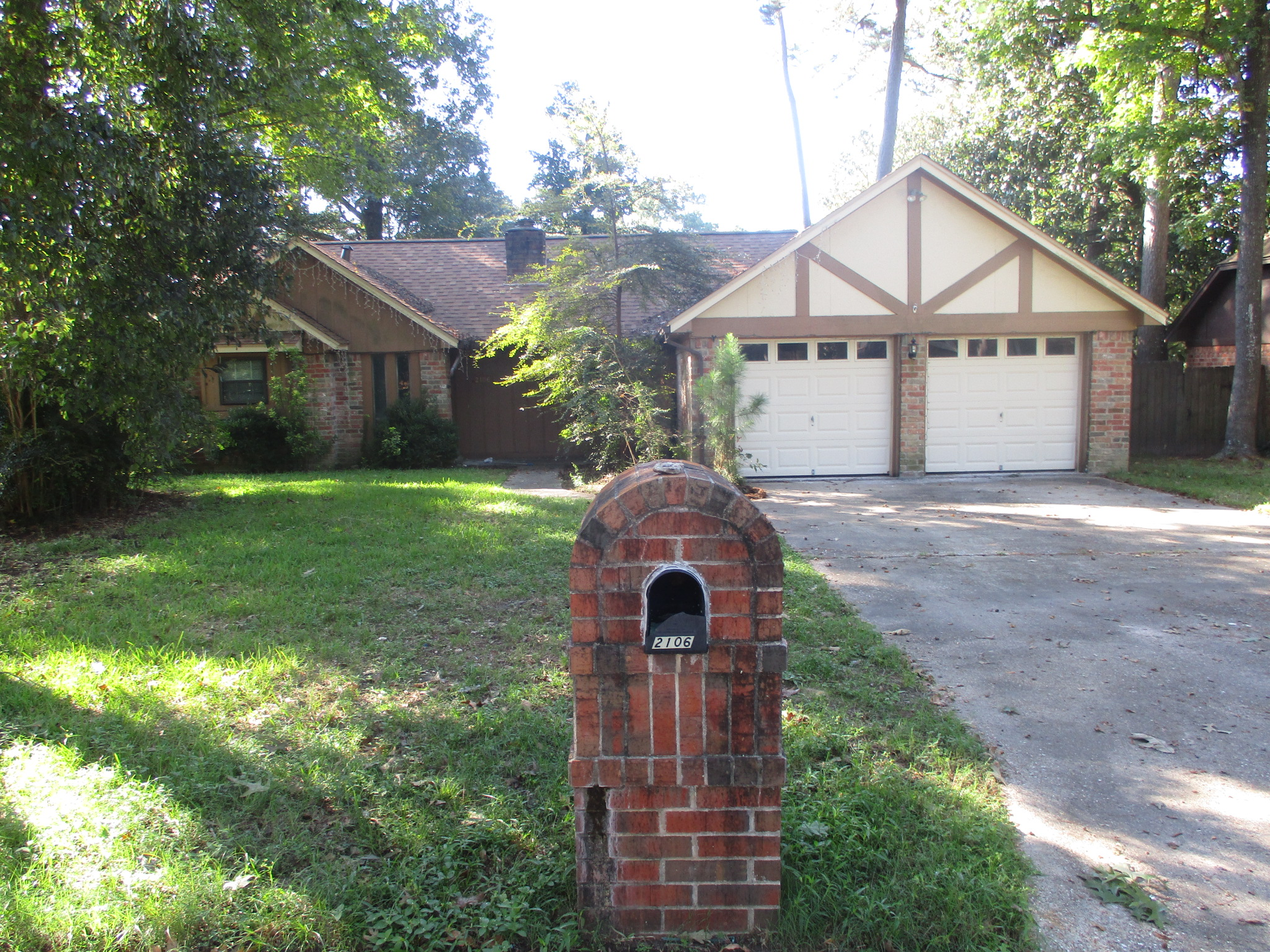 Crumbling Craftsman Comes Together - Houston Turnkey Transformation